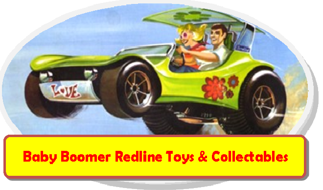 Baby Boomer Redline Toys & Collectables