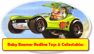 Baby Boomer collectables